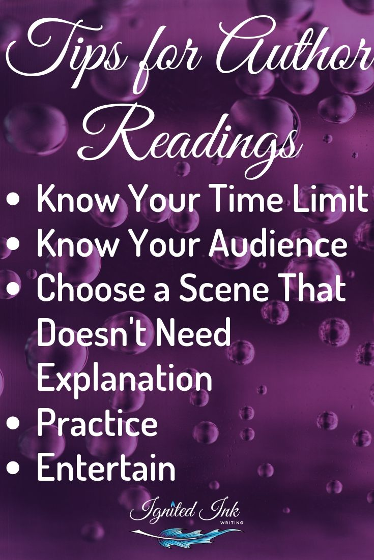 Your readers want to hear from you. Readings are an opportunity to connect with fans and turn attendees into readers. Which excerpt you choose will determine whether your listeners are hooked and invested in your reading or bored and internet surfing, so learn how to make your selection wisely.