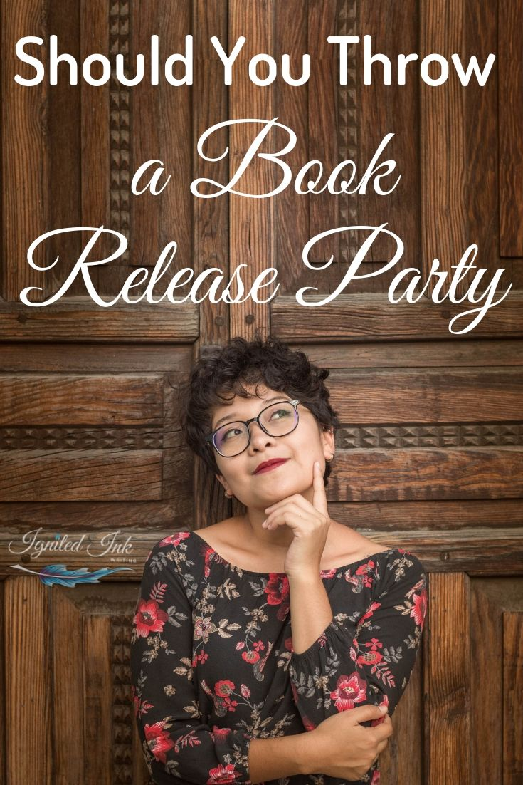 You've finally published the book you've spent months, years, even decades dreaming about. Now it's time to celebrate! One way to celebrate your writing is to throw a book release party, but before you dive into event planning check out these tips on publication parties to decide if you even want one, where to host, and what to do at your book release.