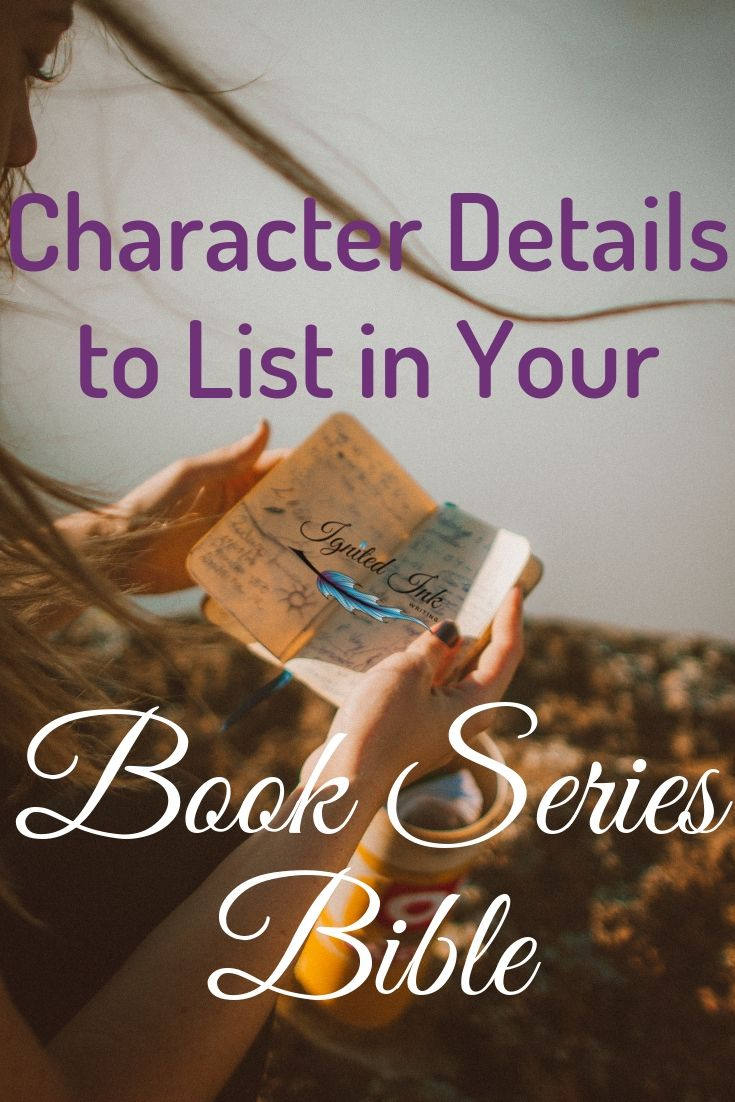 Your series bible is your cheat sheet for your book. By keeping track of details like scar placement, favorite colors, and room layouts, you'll create a more consistent story and smoother reader experience. Discover what to put in your series bible.