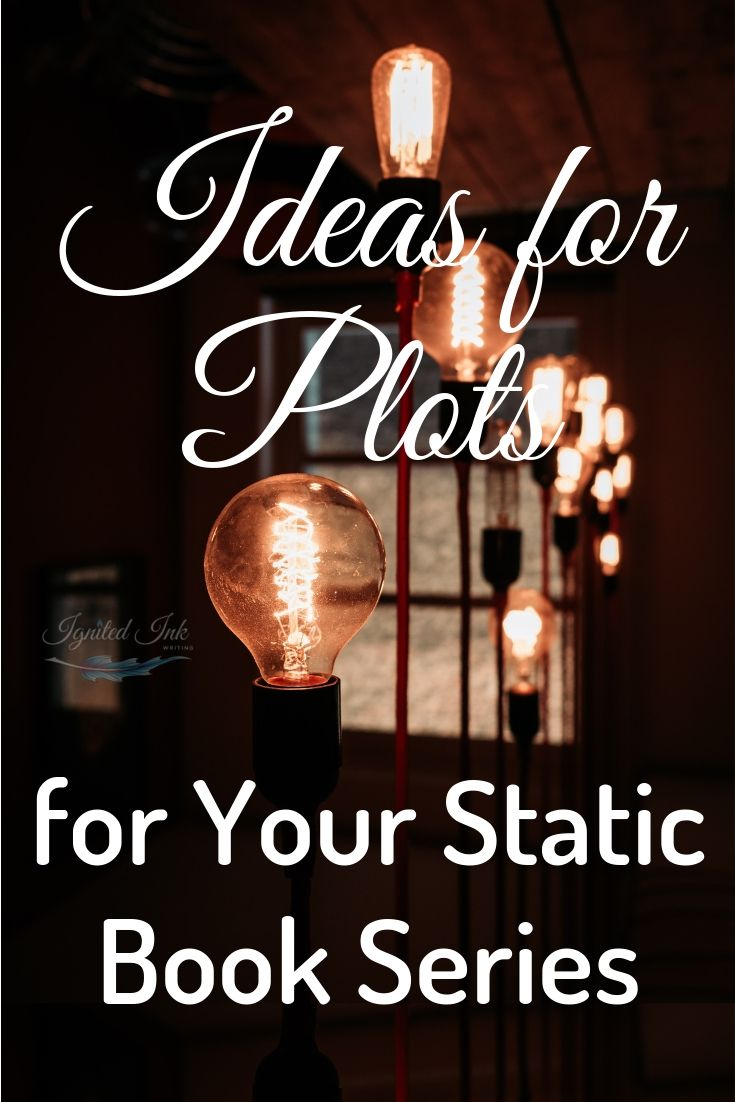 Writing a book series is a wonderful, terrifying, time consuming process. If you've decided to commit to a static series — one that's driven by your characters — you need to develop a character readers want to read more of and make sure you have enough ideas to fill you books. Here's how to get started planning your static book series.