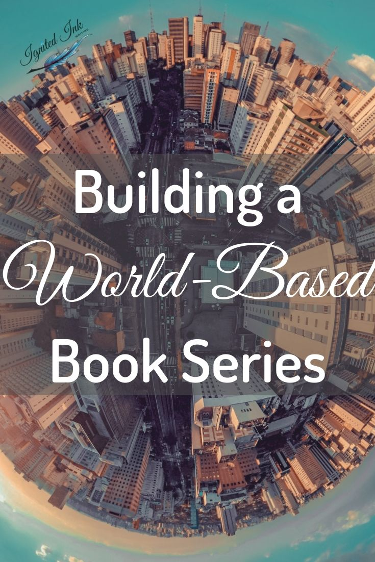 If you like the freedom to explore, an anthology book series might be the best choice for you. Tied together by setting or related characters, these series are the most open. Discover how you can plan your series using your world and/or characters.