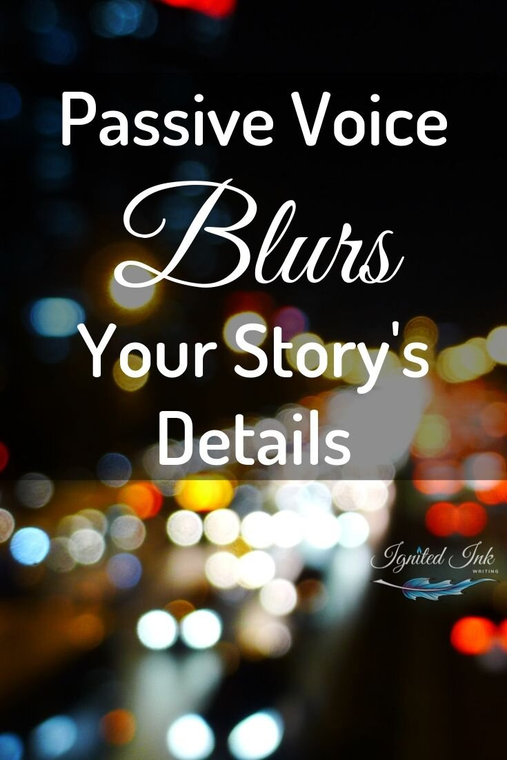 Most authors know they should avoid passive voice, but not everyone knows why or how. Passive voice slows your story's pace and dulls your descriptions. Once you learn to recognize it, you can rephrase from passive to active voice.