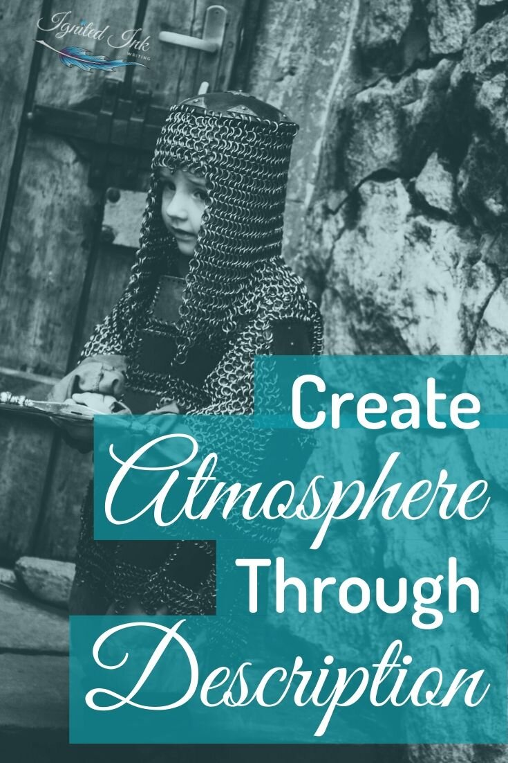 When you craft a strong atmosphere within your scenes, you have an emotional effect on your readers. Emotions are memorable. Strong emotions are unforgettable; that's why you need to build atmosphere into your writing.
