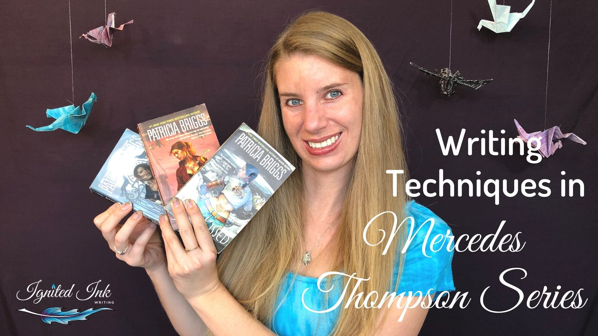 Mercedes Thompson Book Series: How to Read Like a Writer ...
