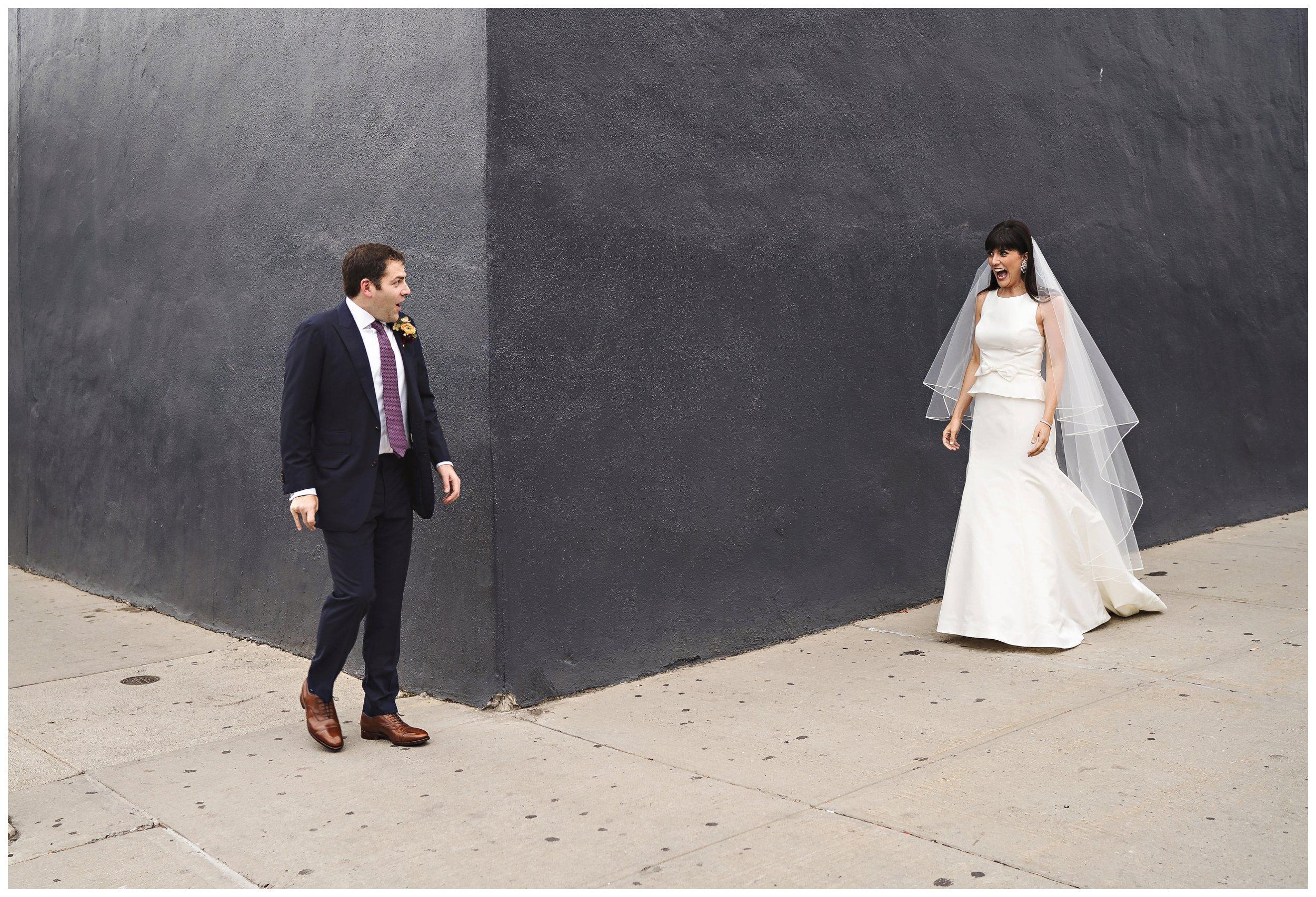 first look williamsburg brooklyn winery wedding