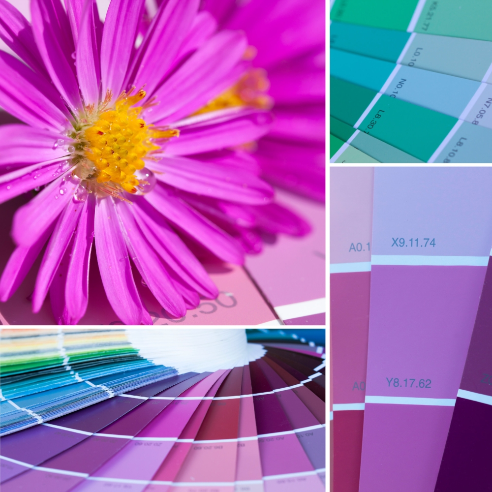 When choosing the color for your room or an entire palette for your home, you are picking more than a color, you are choosing a mood. -