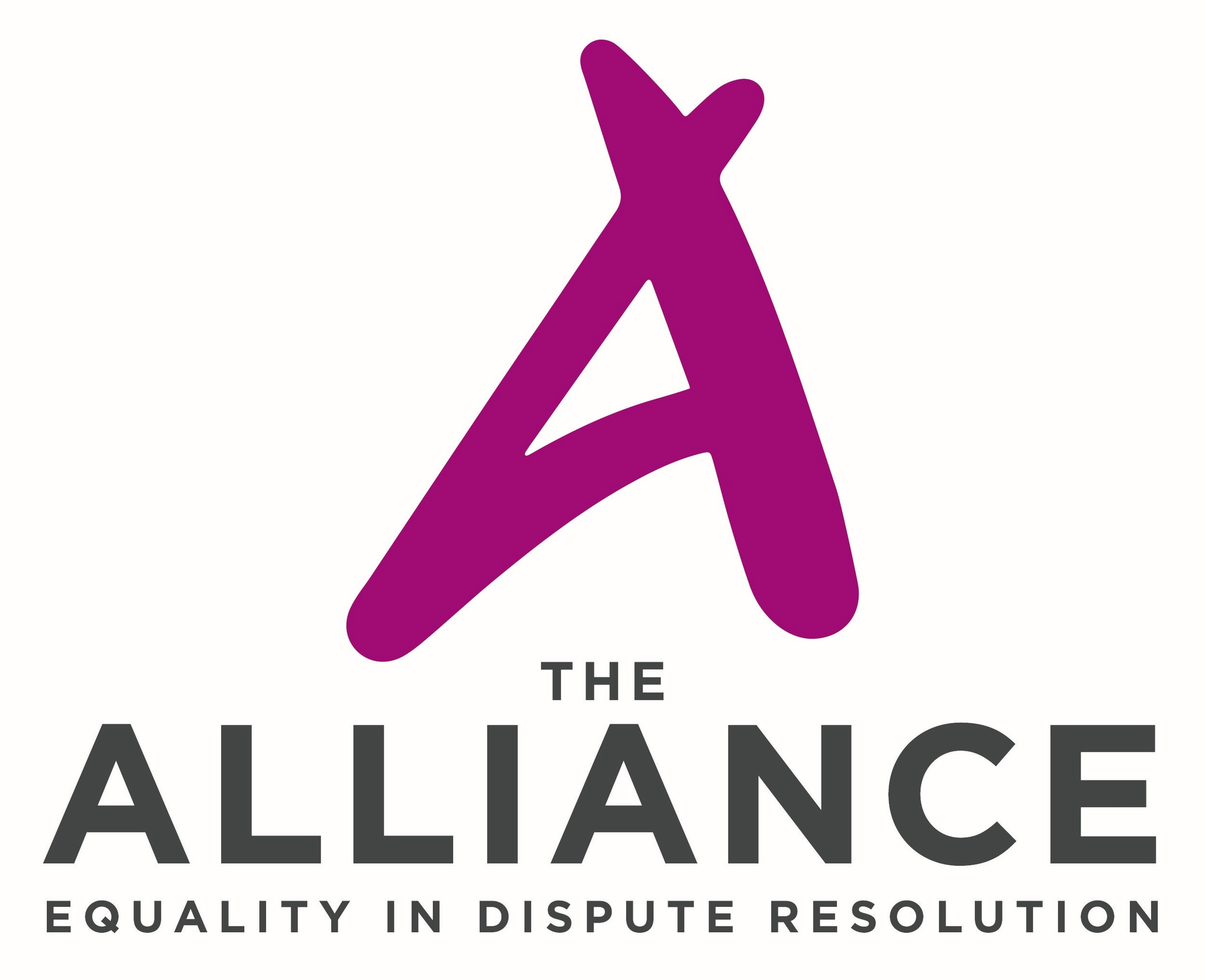 - The Alliance for Equality in Dispute Resolution is a not for profit organization formed to advocate for increased diversity in the international dispute resolution community. As an association, we promote inclusivity in all aspects of the dispute resolution world. We strive for equality of opportunity regardless of location, nationality, ethnicity, sexual orientation, gender or age.In a recent survey,80% of respondents thought that tribunals contained too many white arbitrators, 84% thought that there were too many men and 64% felt that there were too many arbitrators from Western Europe or North America. 54% of respondents felt that, assuming expertise and experience, it was desirable that tribunal members came from a diverse range of ethnic and national backgrounds (BLP Survey on Diversity in Arbitration 2016).At the Alliance we focus on addressing the lack of diversity in relation to ethnicity and geography in international arbitration, as well as seeking to encourage equality of opportunity for all who wish to practice in this field.  We acheive this through training and global international dispute resolution networks.