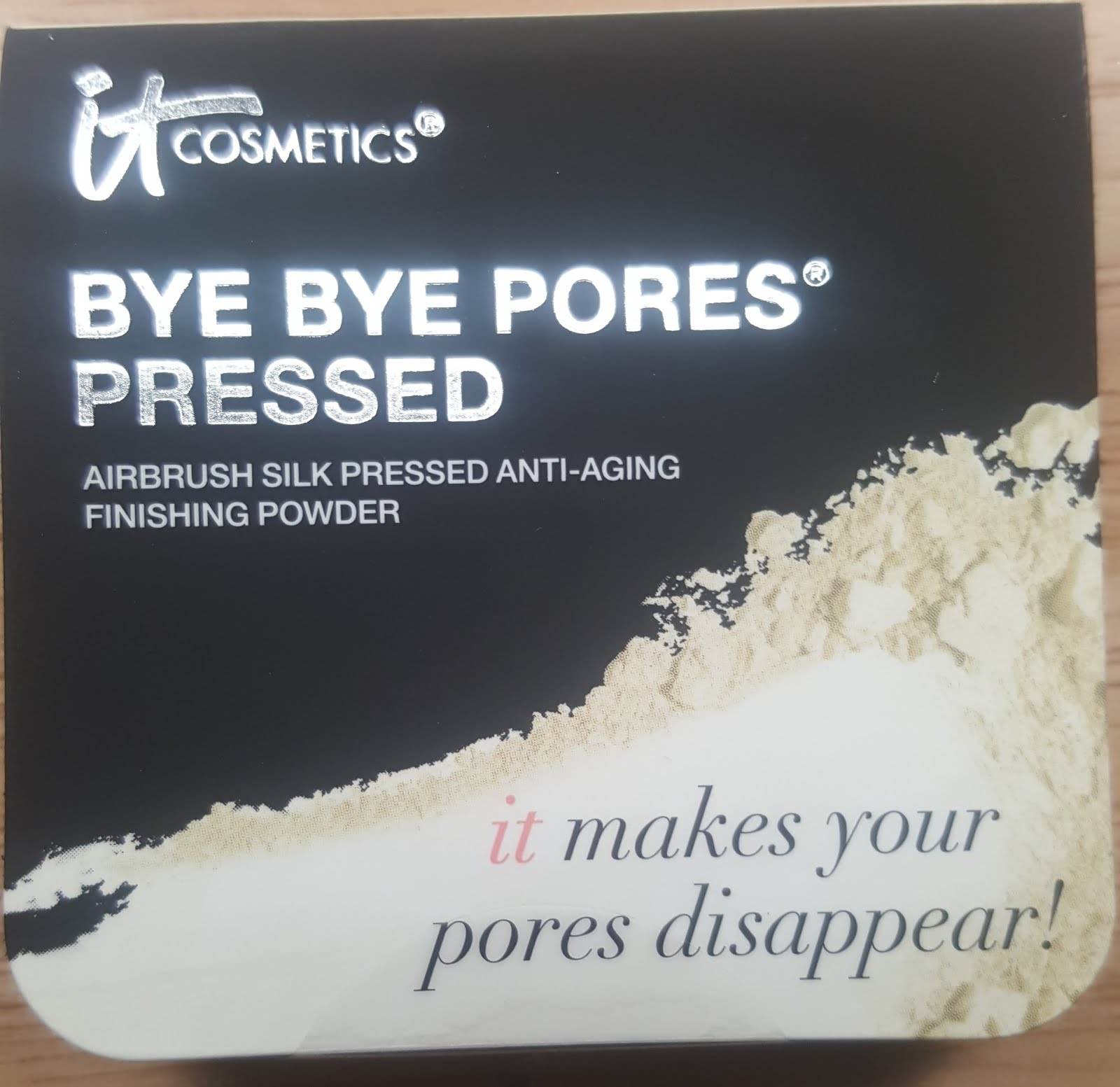 IT Cosmetics Bye Bye Pores Pressed  $29 -