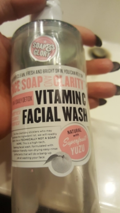 - I will be using my 2-step cleansing method.
