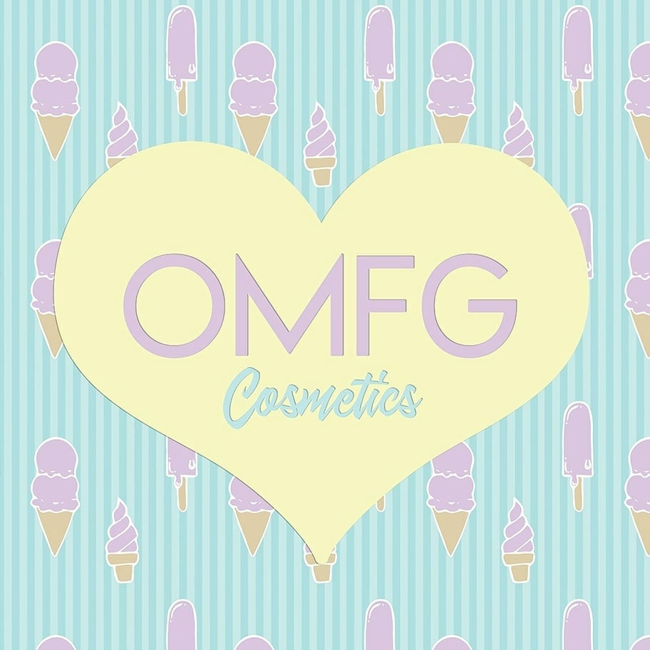 OMFG COSMETICS   is an indie cosmetic brand that strives to provide the best quality and best presentation while still maintain affordability.