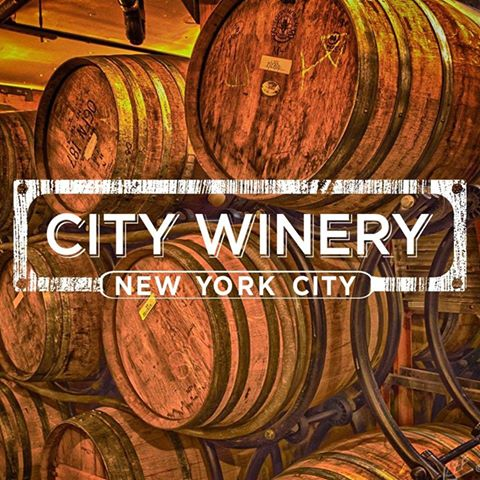 City Winery   155 Varick Street  New York, NY 10013