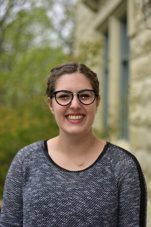 Jillian Gilburne, Co-VP of Community Relations   Email Jillian