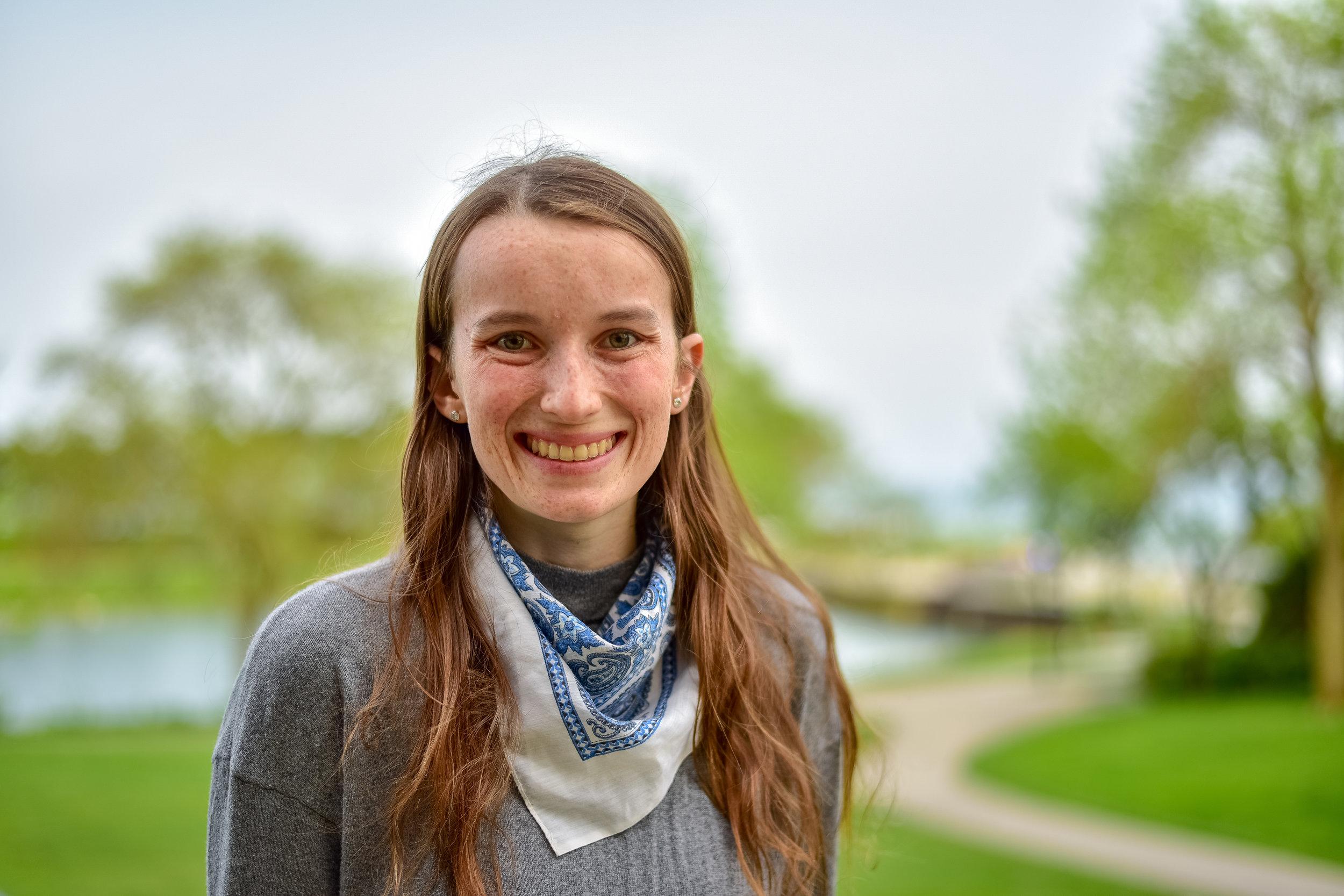 Lauren Simitz, VP of Sustainability   Email Lauren