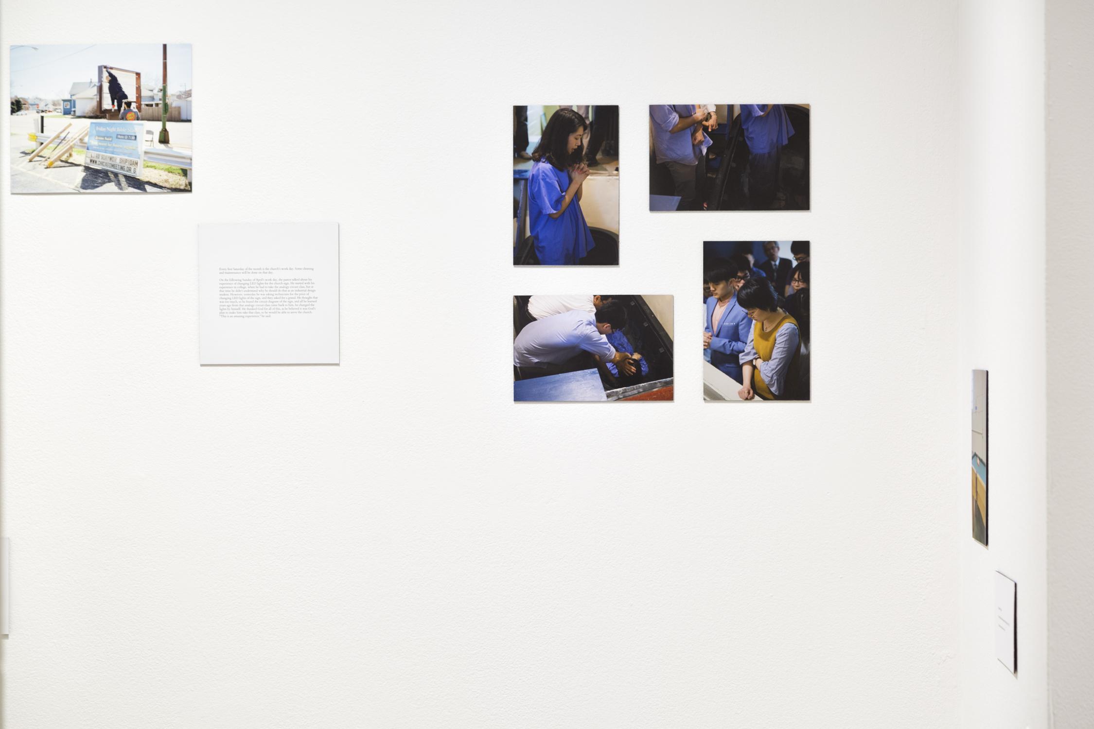 SAIC Fall BFA Show, Sullivan Gallery, Chicago, USA