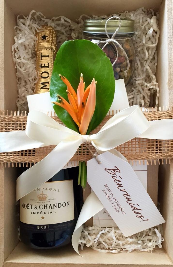 Wedding Welcome bag Essentials -