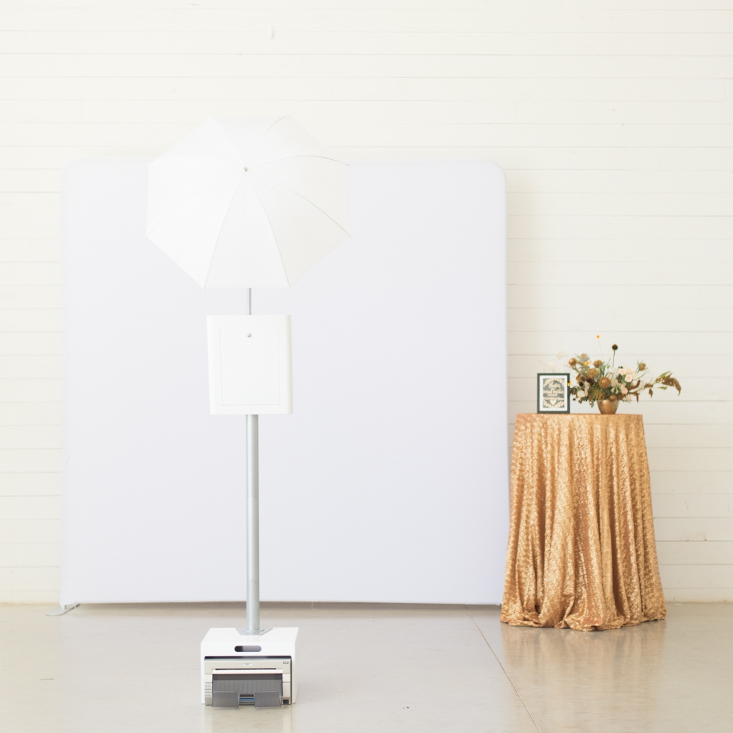 Simple White - Keep things elegant and simple with an all white backdrop. This shimmer-free fabric backdrop will make your black and white photos look amazing.