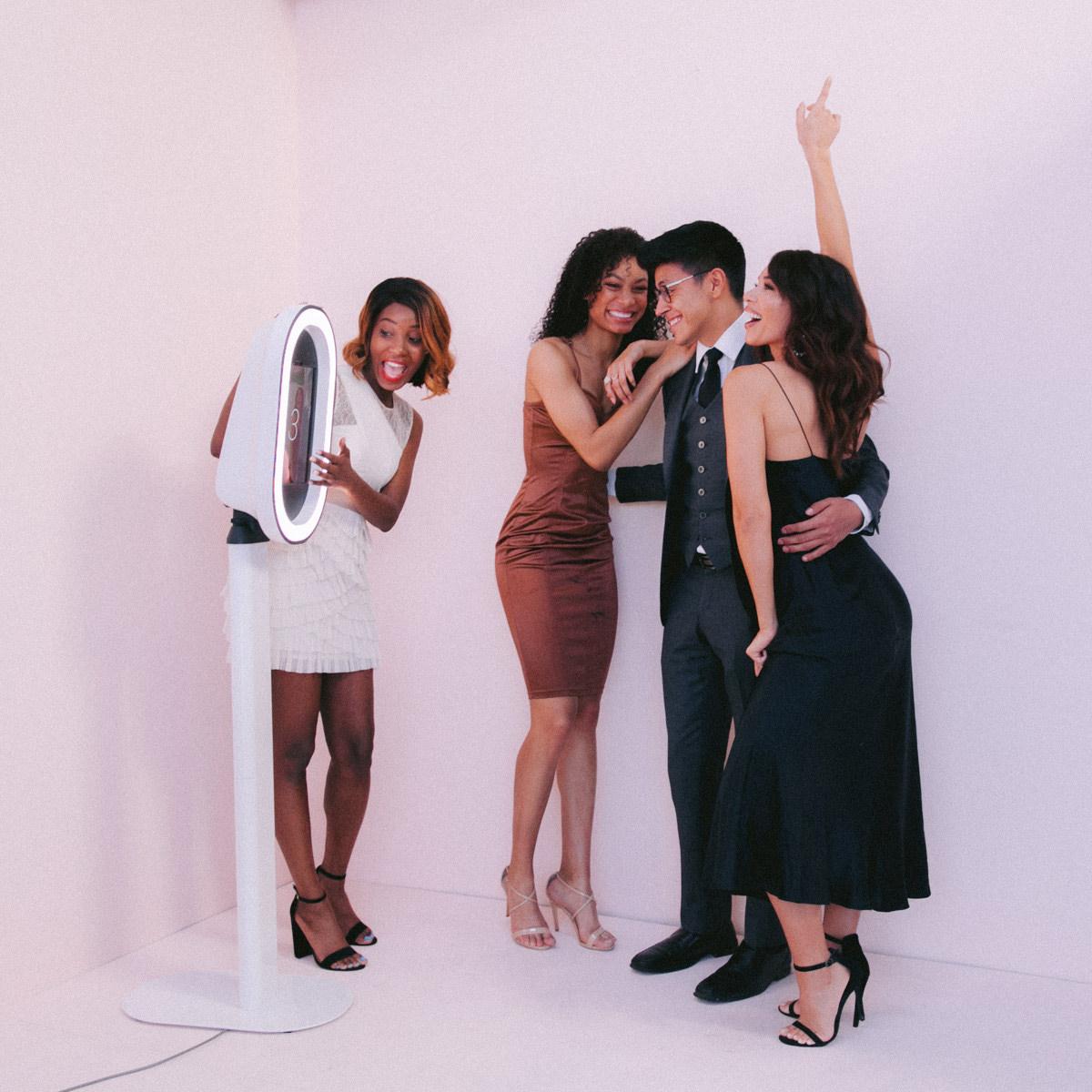 brand power ojai digital marketing photo booth