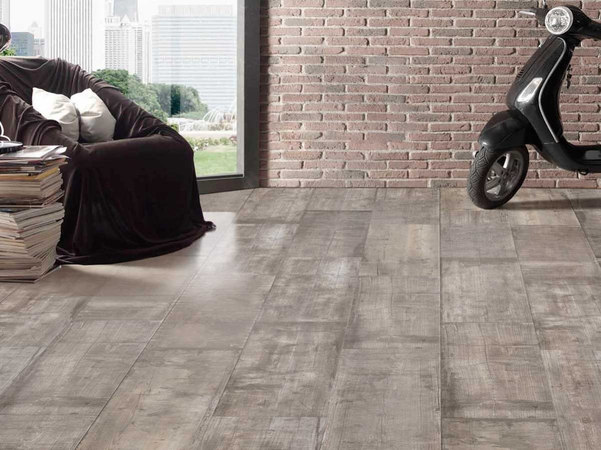 Timberland Range - The Timberland is a beautifully designed, aged timber look floor tile. It has been developed with a P3 slip rating which means it is suitable for both internal and some external applications, creating an internal to external flow.Available in 4 colours: White, Natural, Grey and Black.