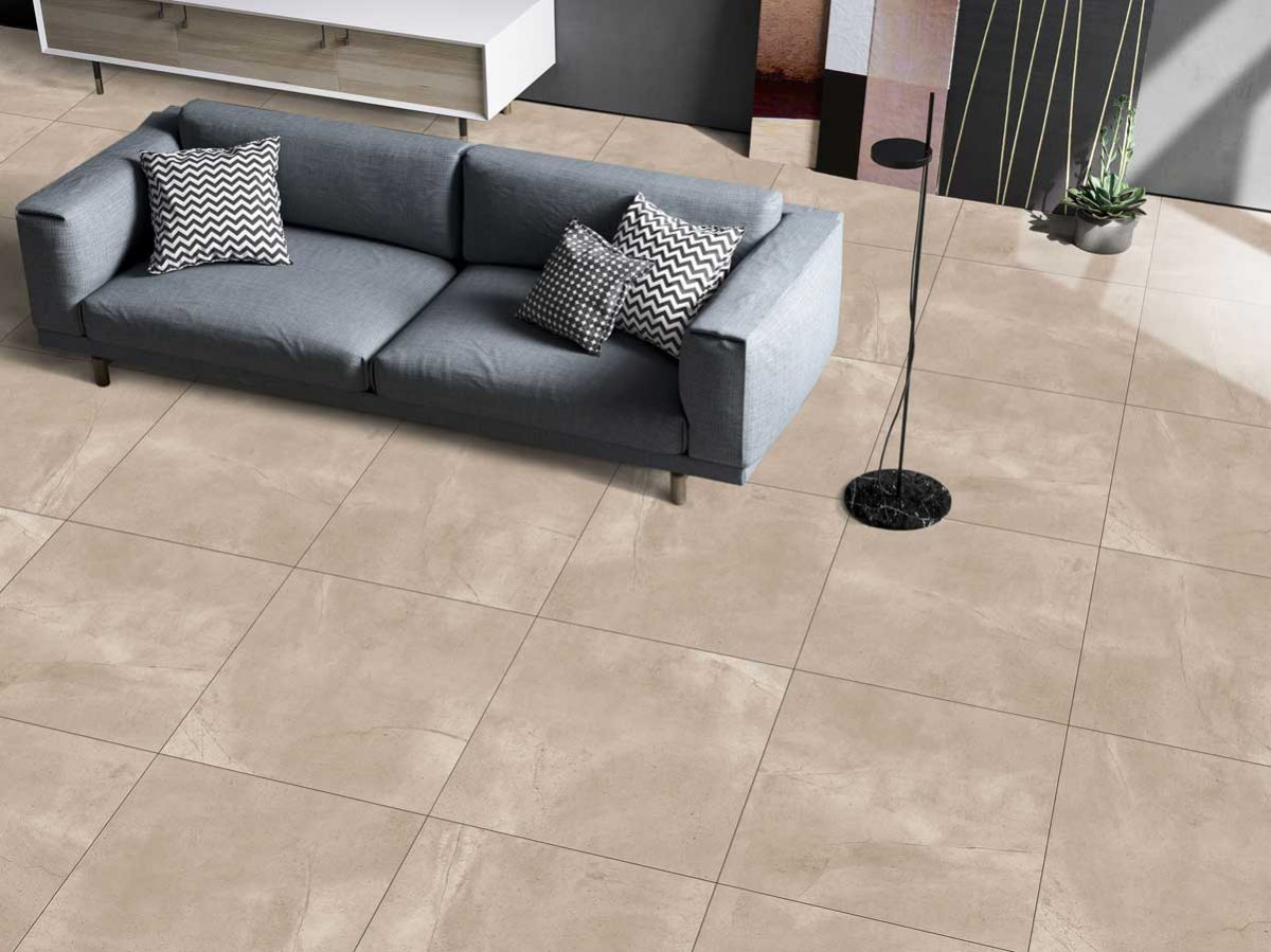 Atlas Stone Range - The Atlas Stone range has been created through the seamless combination of both Cement and Stone.The overall pattern is subtle but still vibrant enough to create the illusion of a very natural looking product.The range is available in 4 colours: White, Grey, Taupe and Charcoal. 300x600mm and 600x600mm sizes.