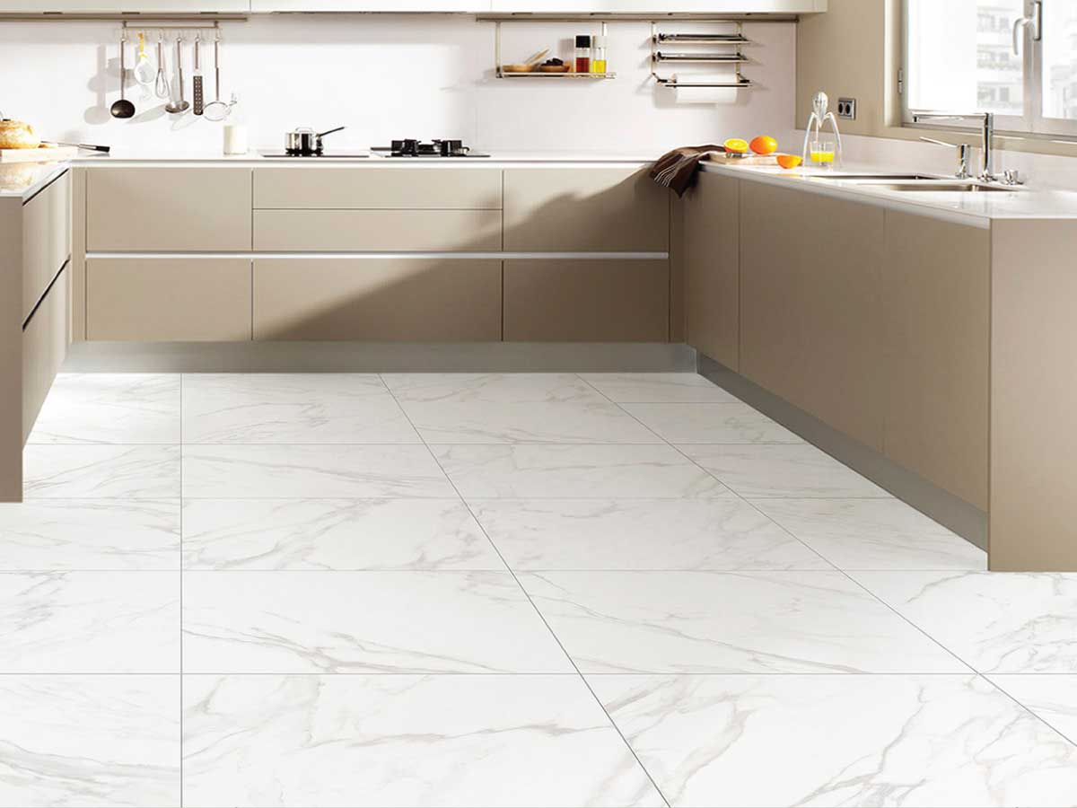 Marmo Bianco Range - Our Marmo Bianco range has been designed to replicate the natural look of Carrara Marble without the high maintenance costs associated with natural stone products.The series is available in various sizes including 300 x 300mm, 450 x 450mm, 300 x 600mm and large format 600 x 600mm.Perfect for both wet area and main floor applications.