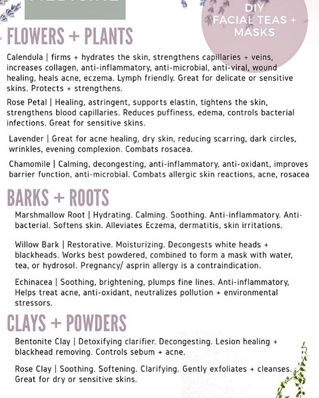 Especially if you're an Earth sign like me, you probably crave a close connection to the world around you.🌍 . Virgos, Capricorn's + Taurus' aren't the only ones passionately seeking the gifts of this planet, though. @spafinder released a recent trends report that says that the Flora + Fauna elements will drive spa growth in the #naturalbeauty sector even more so in the coming year.💛💆🏽♀️ . What can the plants + flowers around you could do for your skin?😍 . The answer is... all the things 💁🏼♀️Here's a shortlist I compiled of some ingredients you can introduce to your facials or self care protocols to boost them with plant power 🌱  #plantmedicine #plantsthatheal #facialcare #qiboostingskincare #activateprana #glowingskin #healthyskin #selfhealers #givemealltheplants #spatrends #spaowner #estheticianlife #virgo #capricorn #taurus