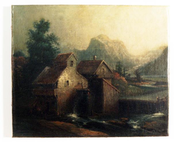 1877 Landscape Oil