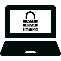 Trusted ratings for escape rooms.