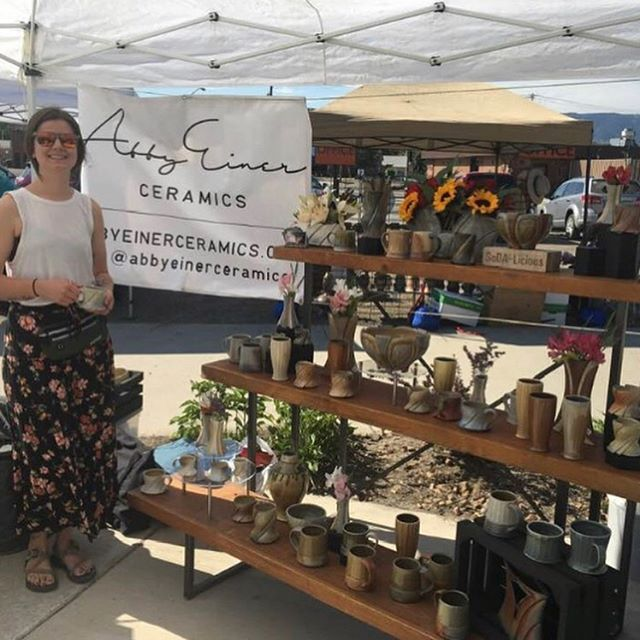 A huge thank you to Clay Arts Vegas, Art321, Backwards, and Casper College for putting on an amazing event last weekend! And to everyone in Casper who came out for a day full of pottery ✨⚱️✨Also so much appreciation for my family's help and support 🤘🏼☺️🤘🏼