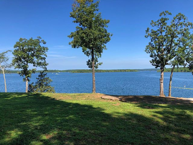 In just a few short hours the baggo tournament will be set up in this amazing location! Come find us at Dam Site Park!