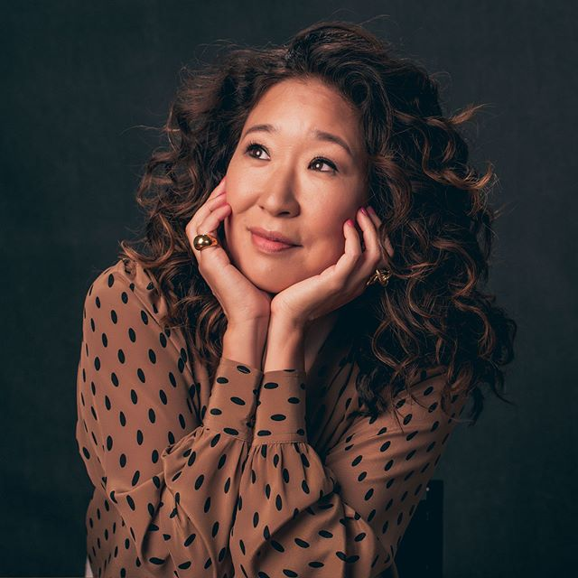 """@killingeve's Sandra Oh (@iamsandraohinsta) is the first Asian woman to earn an Emmy nomination for lead actress in a drama. Sandra Oh is a talented actress and her performance has always delivered. There's just so much to appreciate about her nomination, including how hard Ms.Oh rocks her curls in #KillingEve. . """"Let's move it forward. It's a long game. Let this be a moment where some girl who is 12 and Thai American can look at her Instagram and say, 'Huh, that can be me.' Let this be a moment where she can believe in herself."""" - Sandra Oh . Swipe right for a scene from #killingeve! . #praisintheasian #representationmatters #foryourconsideration #killingeve"""