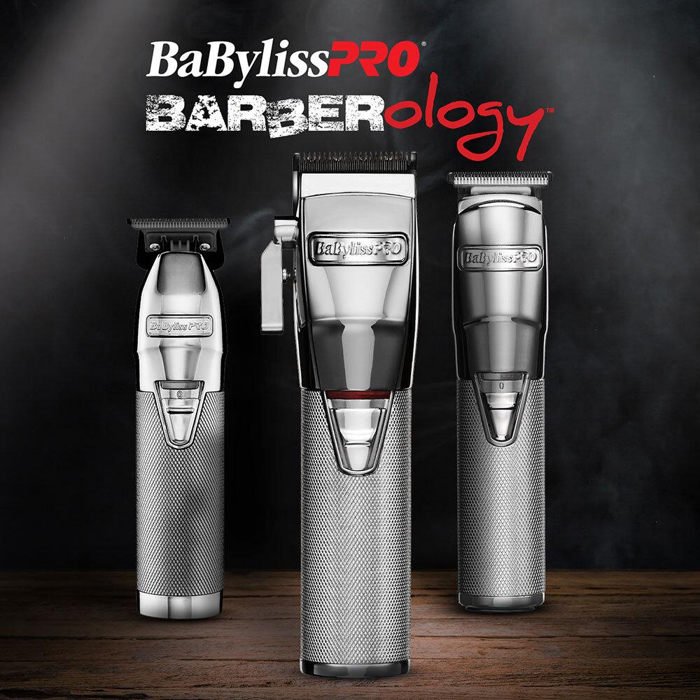 Babylisspro Silverfx Lithium Hair Trimmer Babylisspro Australia Babyliss Pro