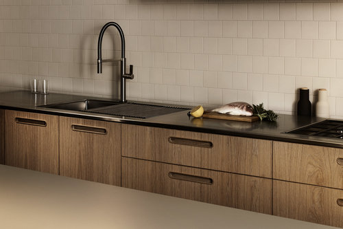 Tableau Kitchen System by Cantilever Design Office Sink
