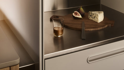 Tableau Kitchen System by Cantilever Design Office Niche