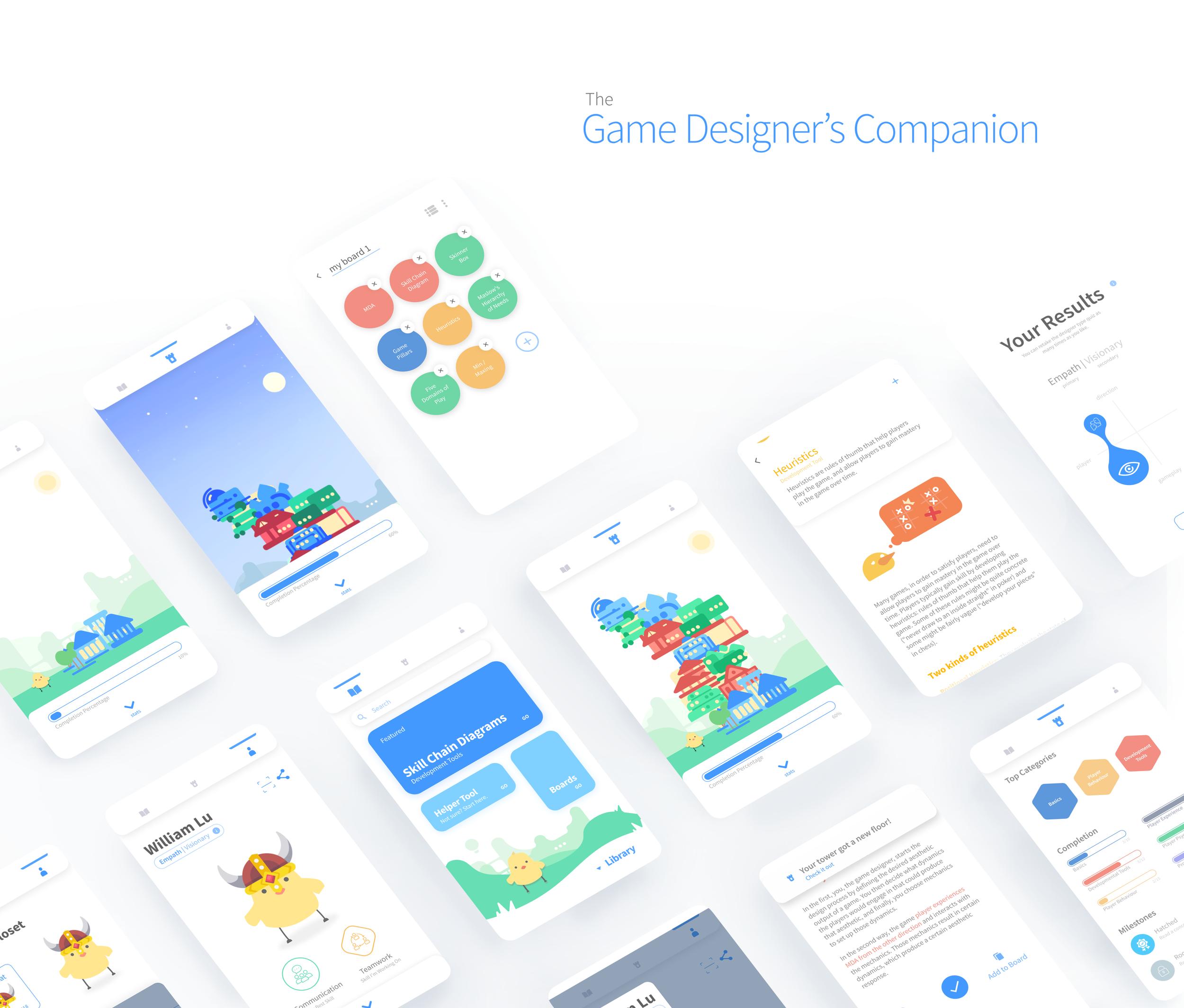 Designers Companion