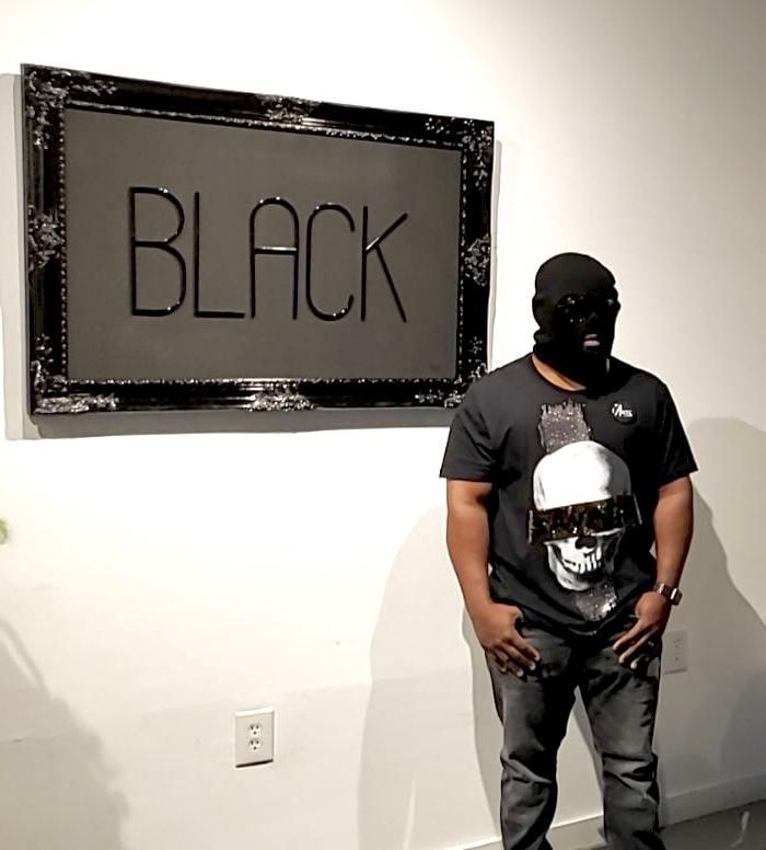 Black Art at District Art Gallery