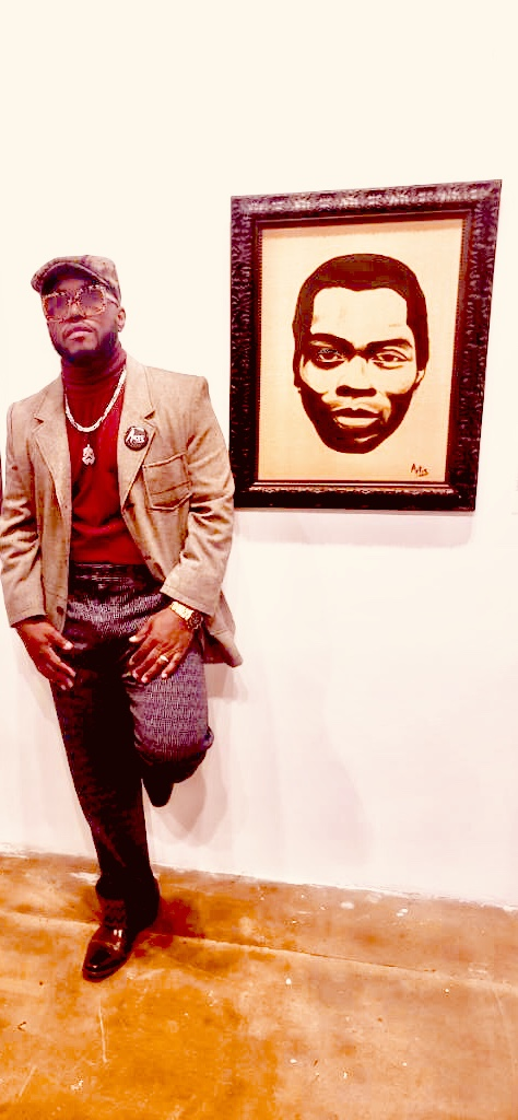 Fela Kuti at the BAAT Show