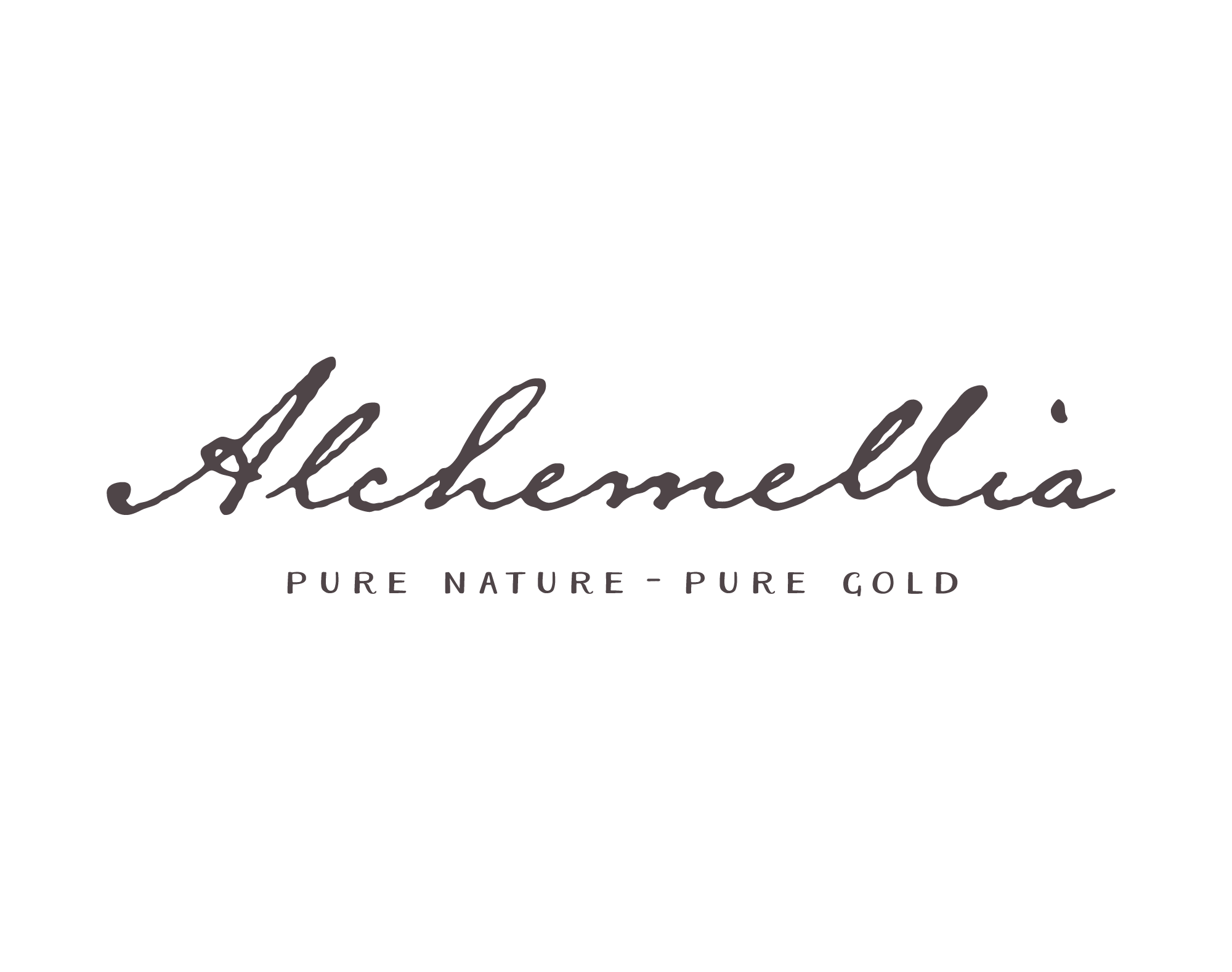Alchemellia - Pure nature - pure gold