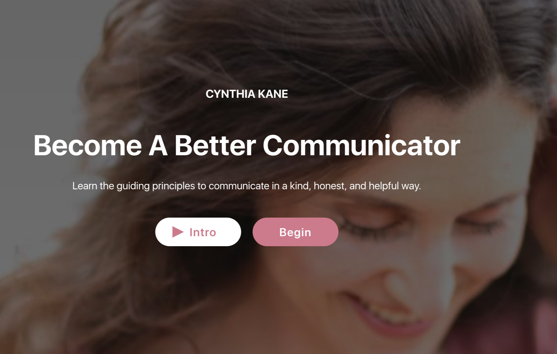 Become a Better Communicator: Lesson 1