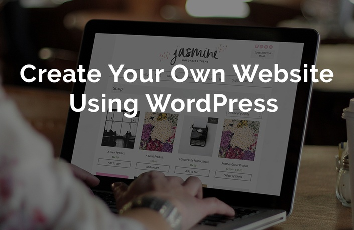 The most popular website-building platform. - WordPress is a brilliant tool. I give you step-by-step instructions as to how to use it.