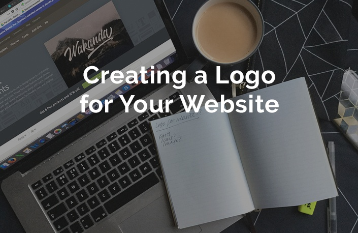 Every website needs a logo. - Find out how to create yours even if design really isn't your thing.