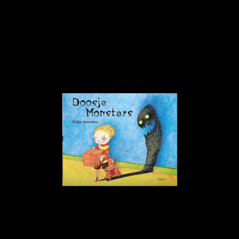 Doosje monsters - Riske LemmensWinner 1996