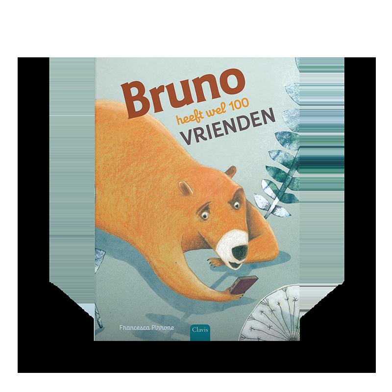 Bruno heeft wel 100 vrienden - Francesca PirroneWinner 2016