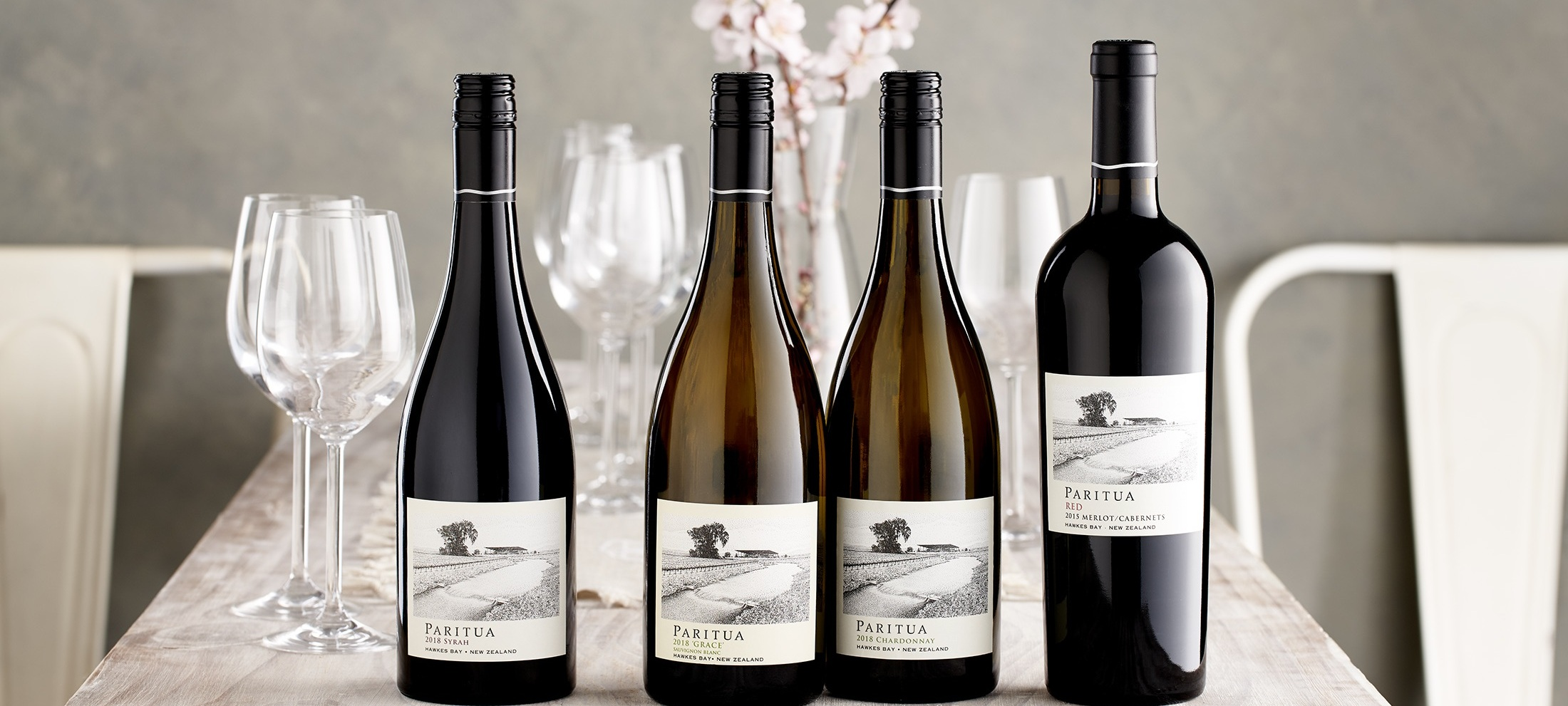 Please click the image to enter our shop and choose from our three ranges of wines