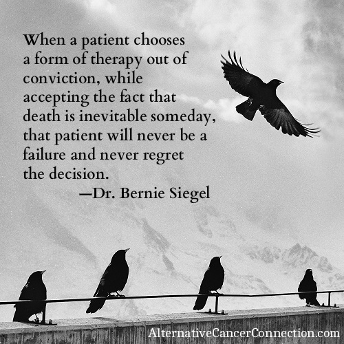 Inspirational and uplifting quotes for the cancer journey