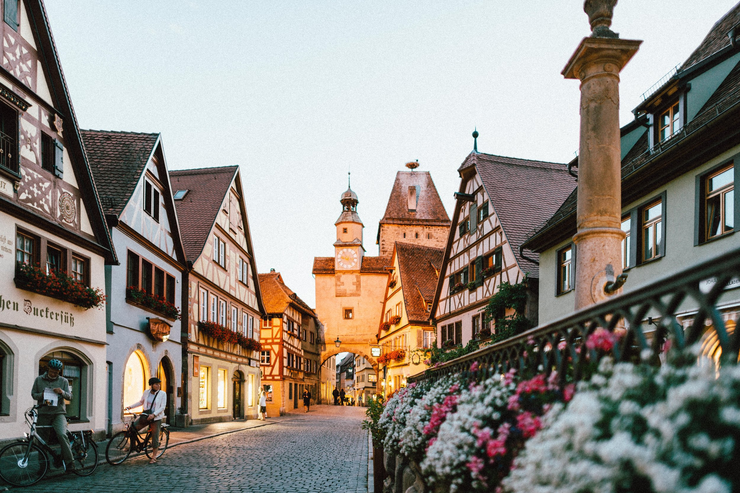 Traveling to Germany for alternative cancer treatment