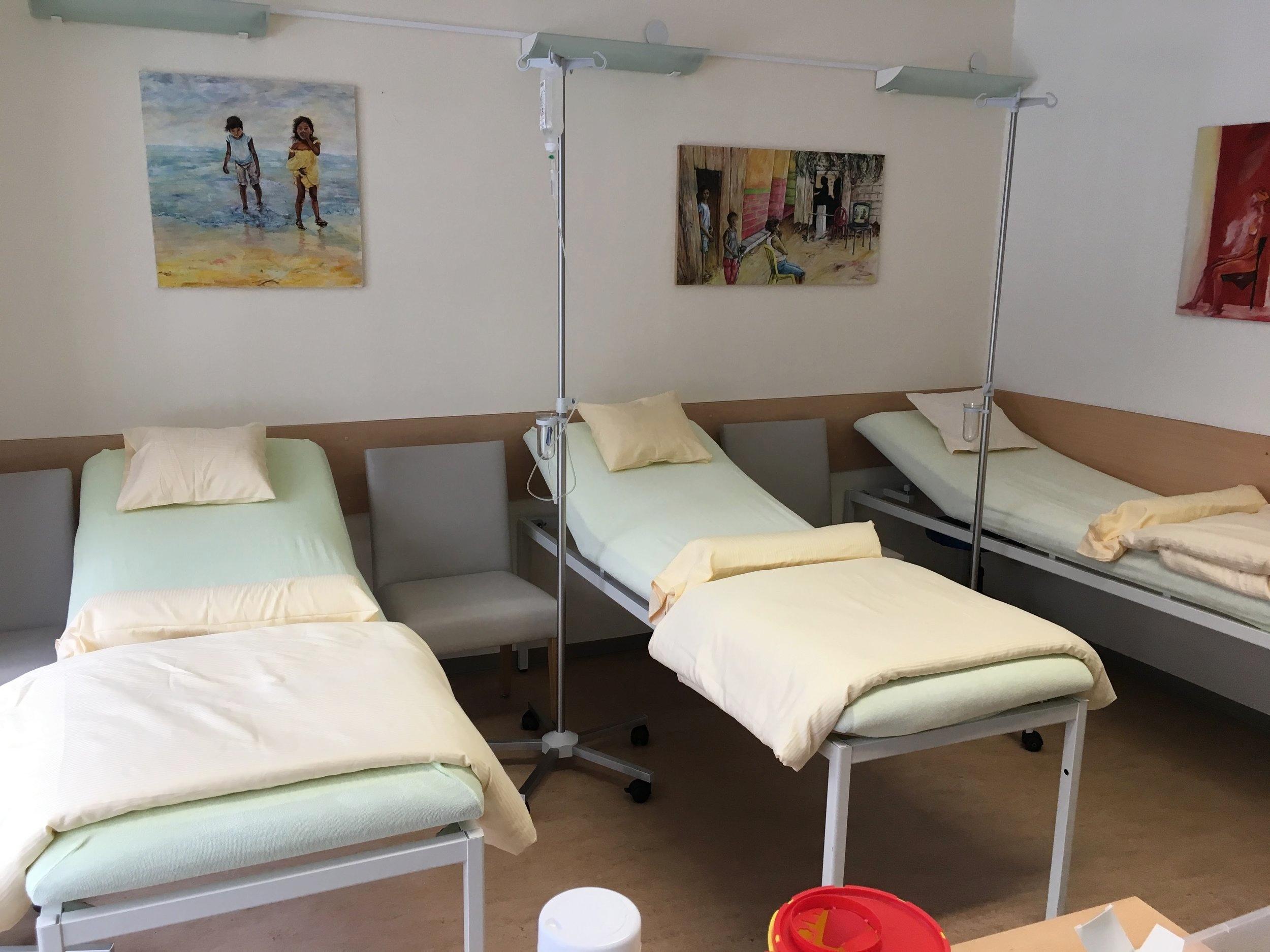 Alternative German Cancer Treatments Klinik Marinus Am Stein