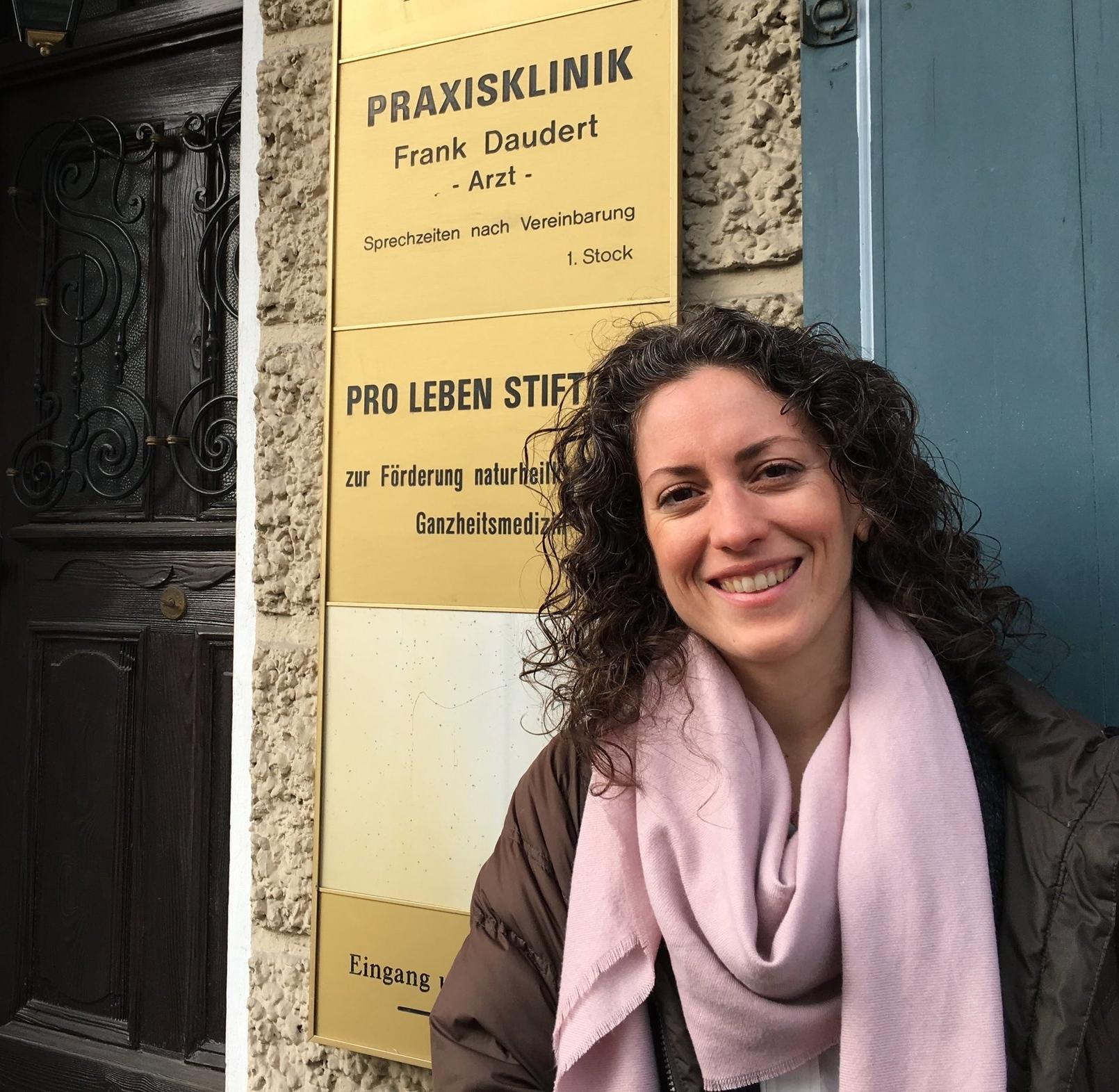 Visiting German Cancer Clinics Praxisklinik Frank Daudert