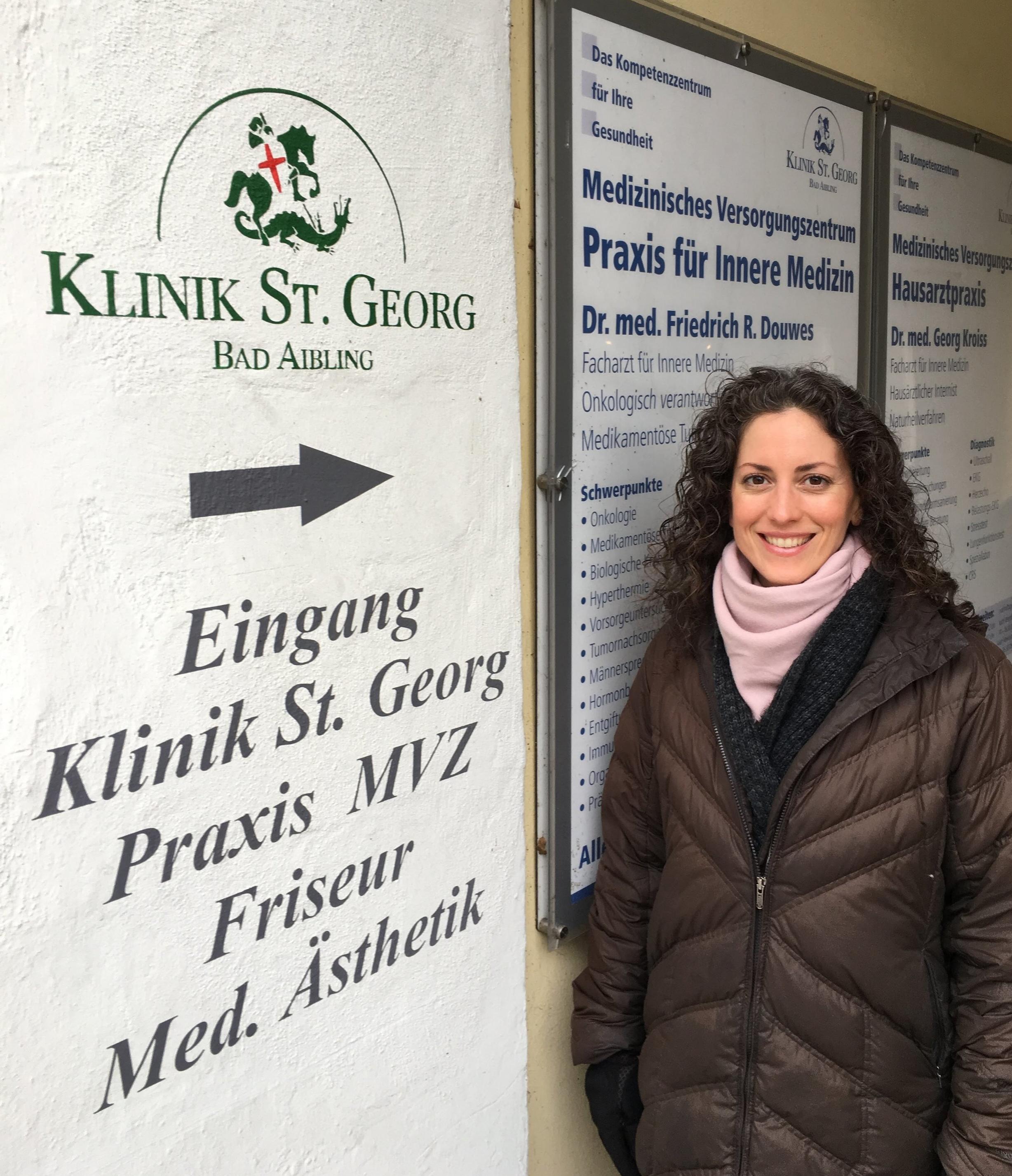 Visiting German Cancer Clinics Klinik St. Georg