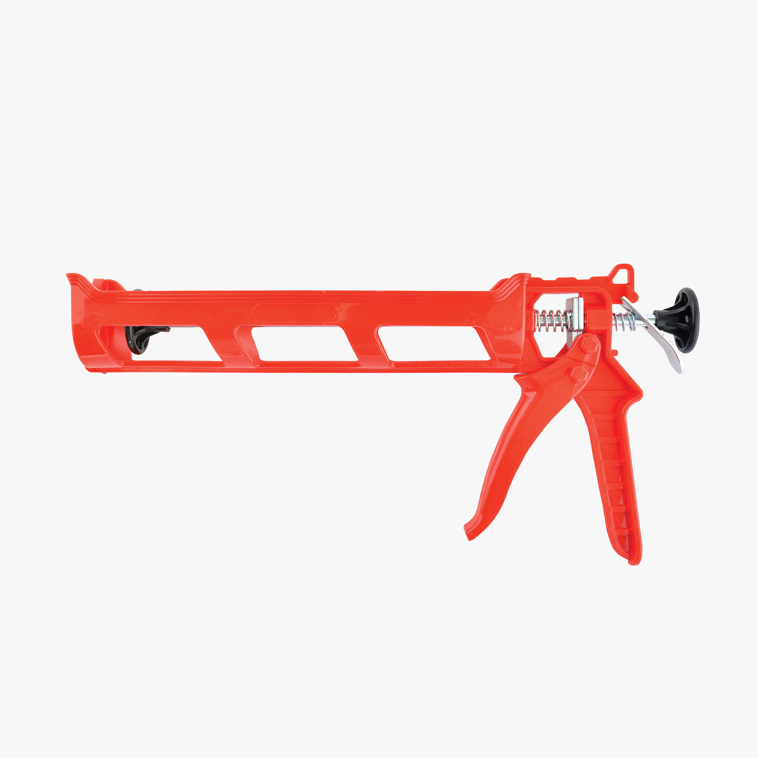 Red Plastic Caulking Gun