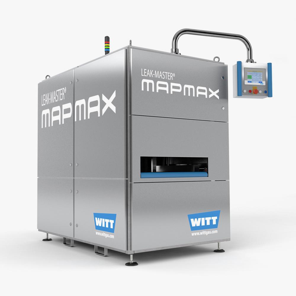 Ambalaj Sızıntı Tespit Sistemi LEAK-MASTER® MAPMAX